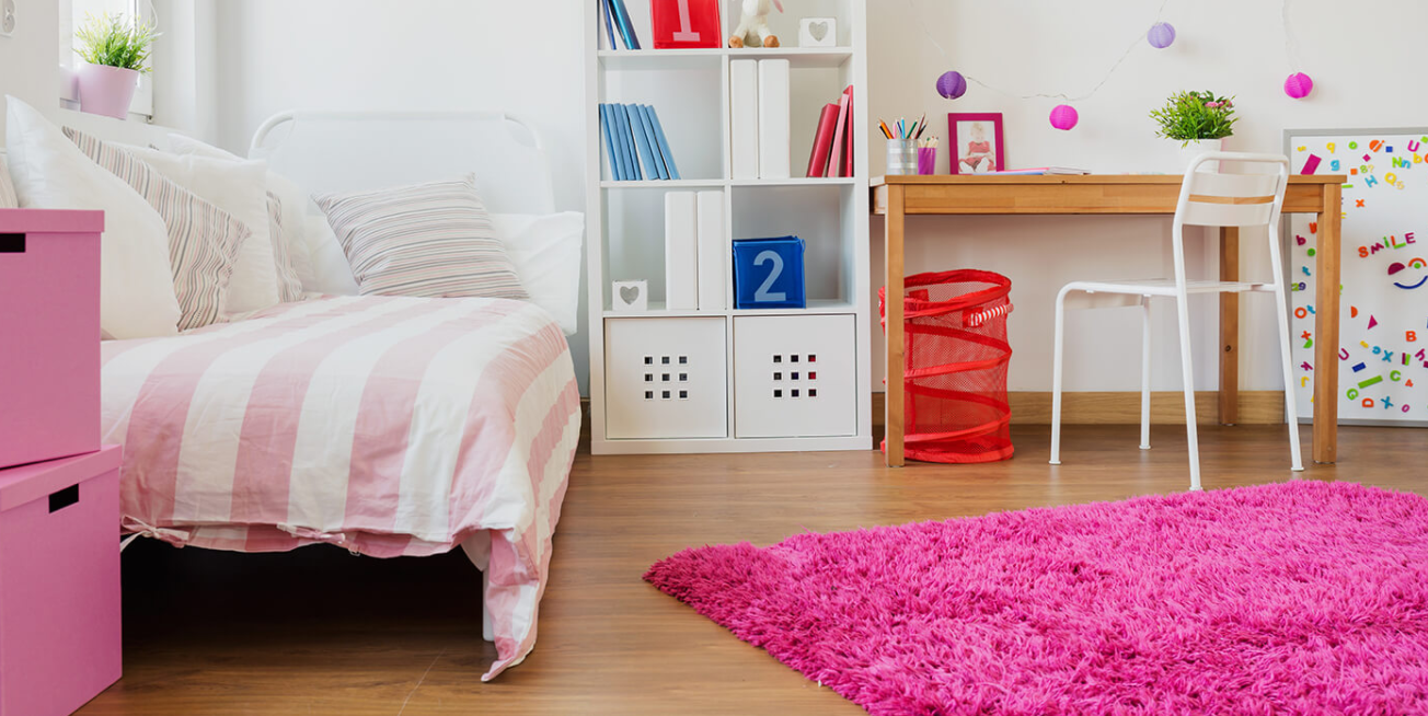 How Should a Girl's Room Be Designed?
